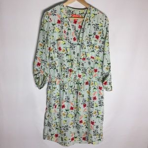 Joe fresh loose shirt dress